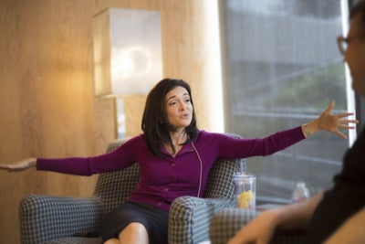 Sheryl Sandberg Shares 7 Ways to Build Resilience Into Your Company Cu...
