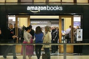 Amazon Books Should Open Where They're Most Needed
