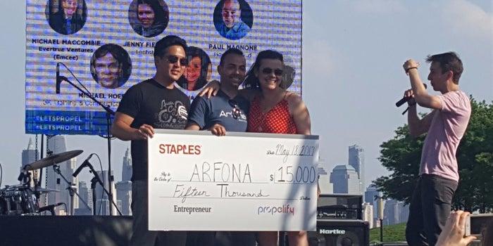 3D Printing Dental Startup Wins Big at Propelify Innovation Festival