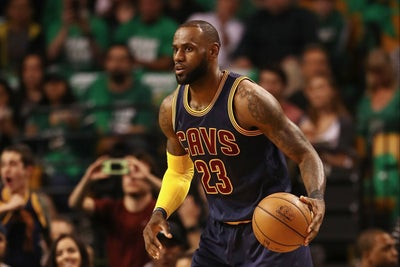 6 Lessons Entrepreneurs Can Learn From LeBron James