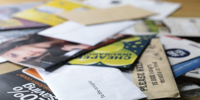 Going Green With Direct Mail