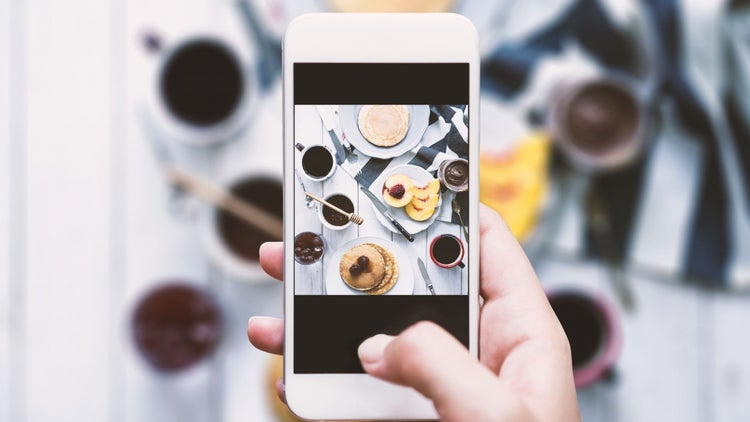 How 'Food Porn' Posted on Social Media Has Become an Industry