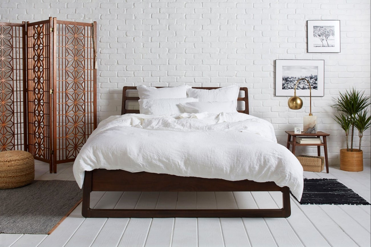 Brand Is Changing How We Shop for Bed Sheets