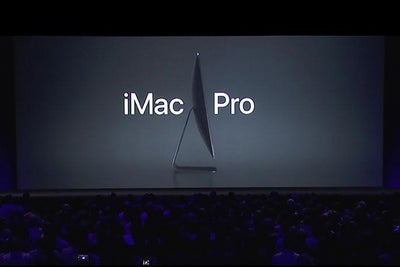 Apple Teases Behemoth iMac Pro and New MacBooks