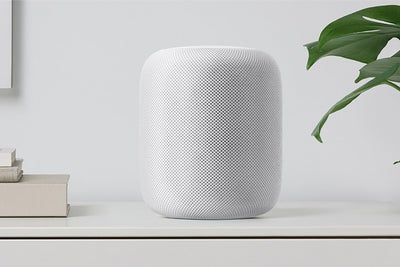 Apple HomePod Smart Speaker Arrives in December