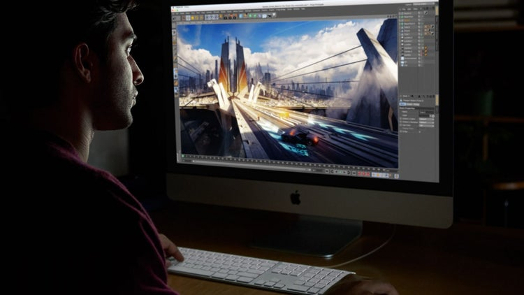 Apple Reveals The New iMac Pro