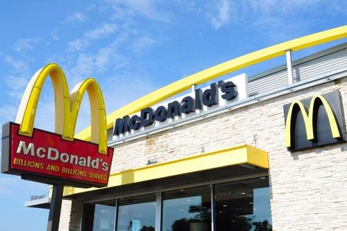 McDonald's Billboard Cracks a Good Pot Joke