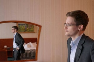The Perils of Whistleblowing: My Interview With Edward Snowden