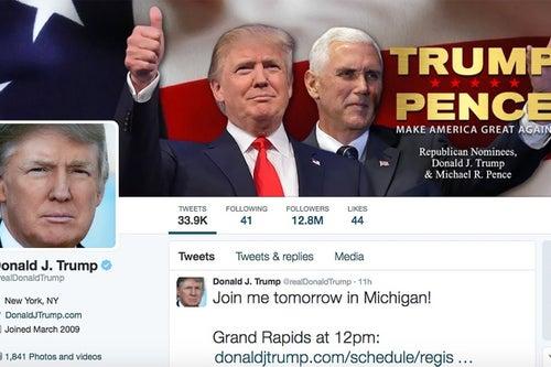 Does Trump's Twitter Blocking Violate the First Amendment?