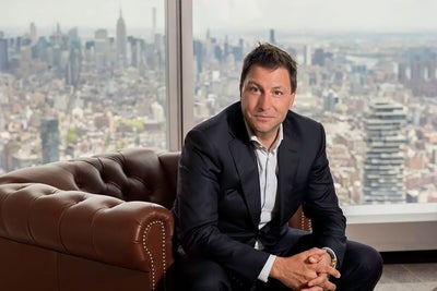 Why This Legacy Company Is Betting on a Glass Highrise Vision of the F...