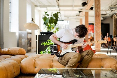 How a Guitar Player With a Problem Turned $12,000 in Savings into a $1...