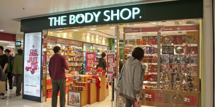Natura va por The Body Shop