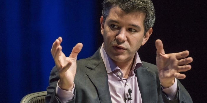 Read Travis Kalanick's Full Letter to Staff: I Need to Work on Travis 2.0
