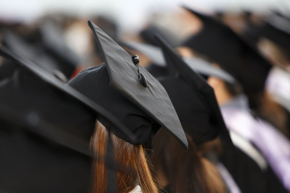 Bet You Can't Guess the Number-One City for Recent College Grads