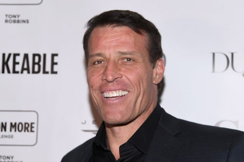 How Tony Robbins Overcame His 5 Biggest Setbacks