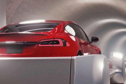Elon Musk Says Los Angeles Is Open to Using His Traffic Tunnels