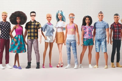 The Ken Doll Got a Makeover (and a Man Bun). Here's What it Teaches Us...