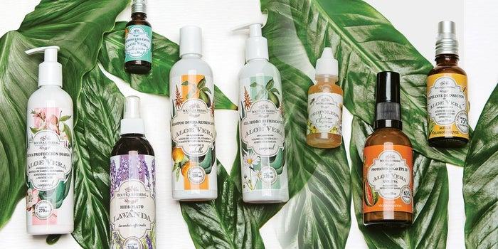 Boutique Herbal, diseño natural premium