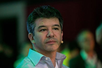 Travis Kalanick Stepped Down, But Uber's Problems Won't Be Instantly S...