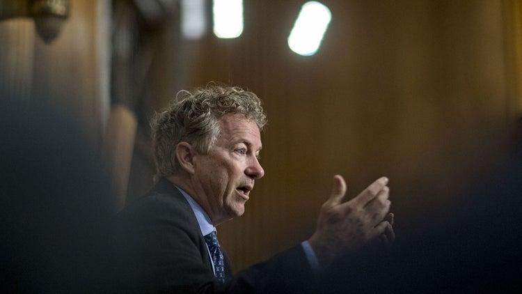 Senators Press Legislation to End DEA 'Meddling' In States That Legalize Medical Marijuana