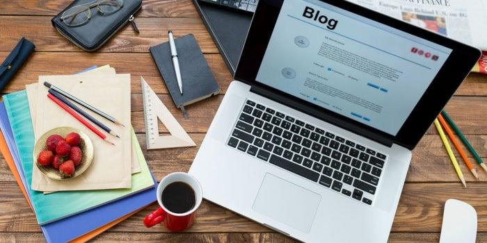 Atrévete a usar un blog en tu negocio