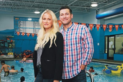 Making a Splash: How a Swim-School Franchise Found Success