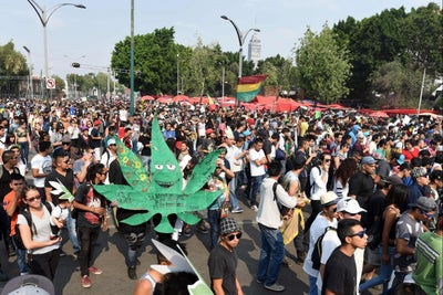 Mexico Joins Canada In Making Cannabis Legal, Leaving the US Far Behin...