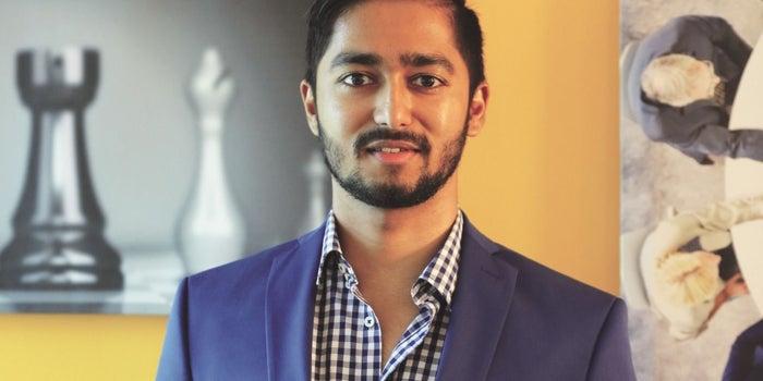 How This Manufacturing Scion Designed His Entrepreneurial Venture