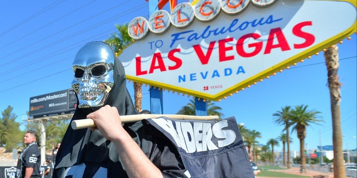How Do You Build a Loyal Customer Base From Scratch? That's What the Las Vegas Raiders Want to Know.