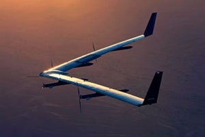After Crash, Facebook Internet Drone Completes Successful Flight