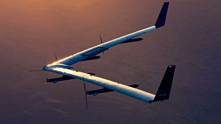 After Crash, Facebook Internet Drone Completes Successful Flight
