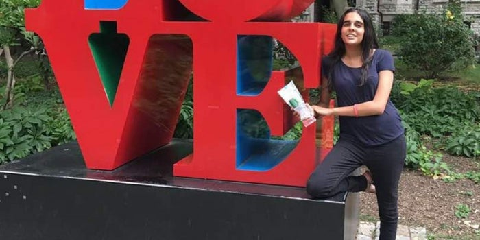 This Young Entrepreneur is Battling for a 'Clean India'