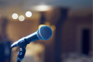 Warning: Avoiding Public Speaking Is Sabotaging Your Career