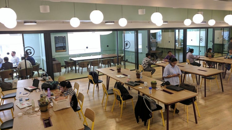 How WeWork India Aims to be an Upcoming Hub for Entrepreneurs