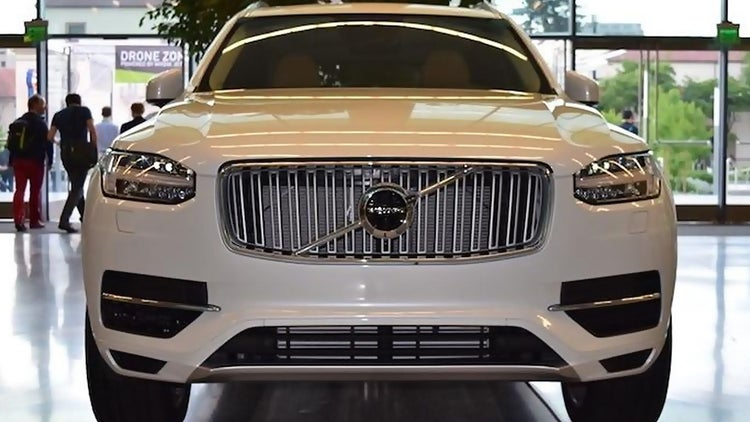 Volvo's Self-Driving Cars Confused by Kangaroos in Australia