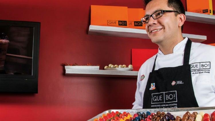 """José Ramón Castillo, un """"dulce"""" emprendedor"""