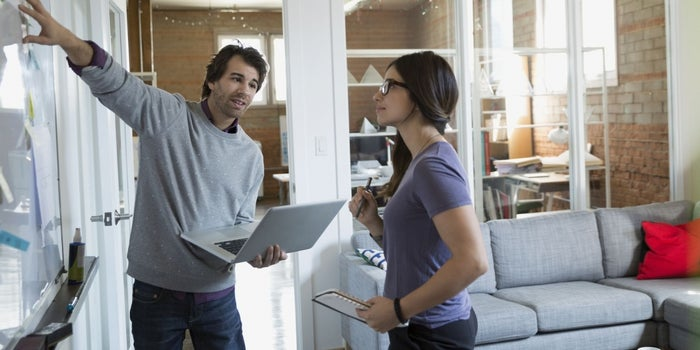 The Secret to Building a Business with Your Significant Other