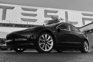 First Tesla Model 3 Rolls Off Production Line
