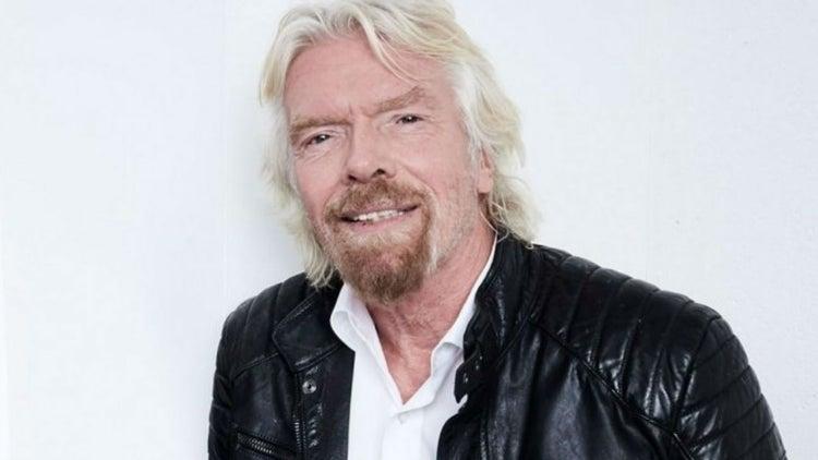 Esta fue la lista de pendientes que llevó al éxito a Richard Branson