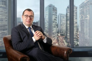 Follow the Leader: Farid Chedid, Chairman and CEO, Chedid Capital Holding