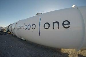 Elon Musk vuelve a sorprender al mundo con el Hyperloop One