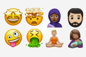 Check Out the New Emoji Headed to Apple Devices