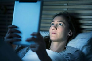 How to Stop Gadget Blue Light From Disturbing Your Sleep