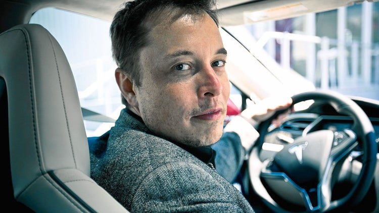 Elon Musk: Running U.S. on Solar Requires 100 Square Miles of Panels
