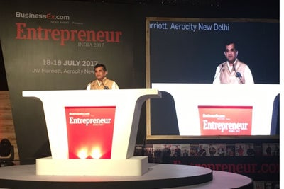 Amitabh Kant Urges Young Entrepreneurs to Penetrate Global Market, Say...