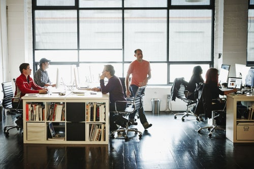 How to Create a Work Environment That Works Better for the Freelance Spirit