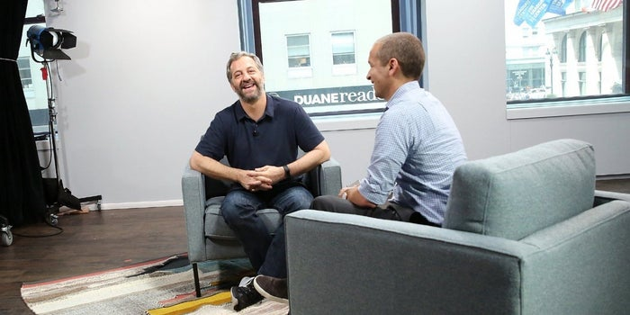 Comedy Legend Judd Apatow on Trusting Your Gut and Taking Risks