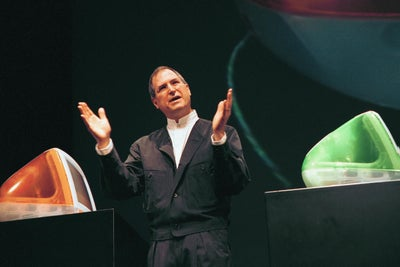 The 5 Greatest Lessons I Learned Working With Steve Jobs During the Ap...