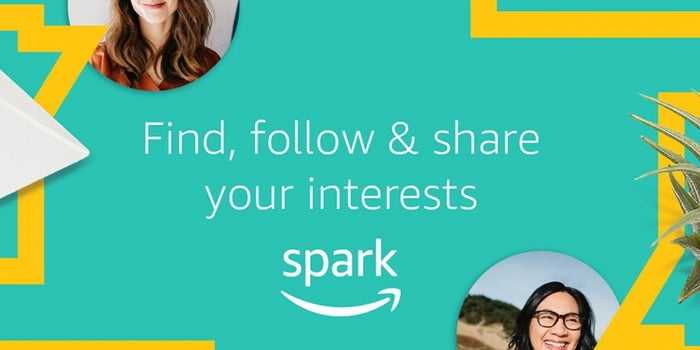 Amazon Spark Is a Pinterest-Like Shopping Social Network