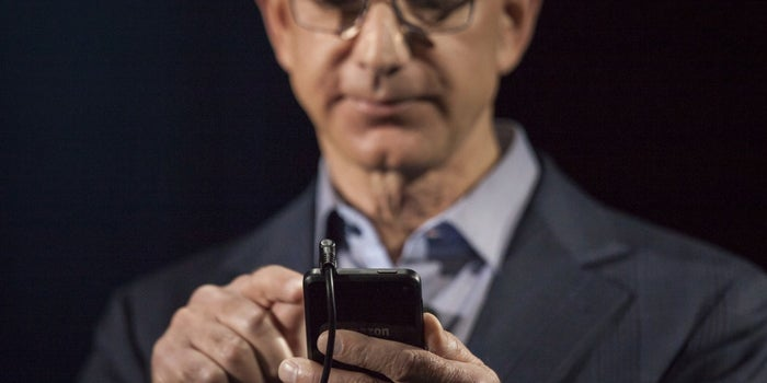 Check Out Jeff Bezos's First Ever Instagram Post